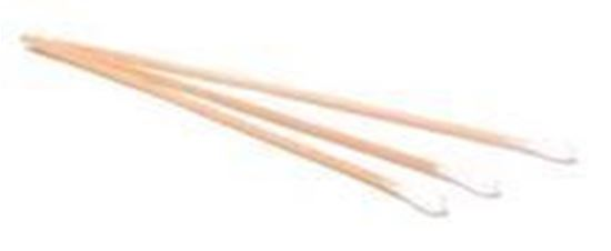 """Picture of Pro Advantage® Cotton Tipped  Applicator, 3"""" x 1/12"""", Wood Shaft, Non-Sterile"""