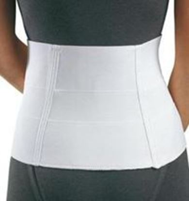 Picture of ProCare® Abdominal Binder, White, 2X-Large