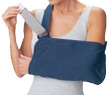 Picture of ProCare® Blue Vogue Arm Sling, Large
