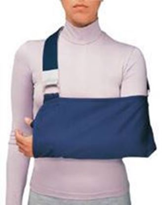 Picture of ProCare® Blue Vogue Arm Sling, Medium