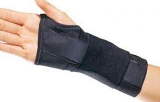 Picture of ProCare® CTS Wrist Support, Black, Small, Left