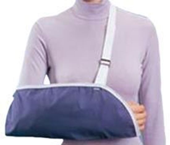 Picture of ProCare® Deluxe Arm Sling w/Pad, Black, Large