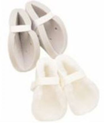 Picture of ProCare® Heel/Elbow Poly/Pile Protectors , Universal, Pair