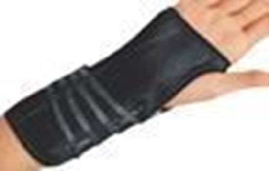 Picture of ProCare® Lace-Up Wrist Support, Black, Pediatric/X-Small, Right
