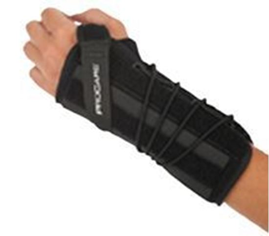 Picture of ProCare® Quick-Fit® Wrist II  Brace, Black, Universal/X-Large, Left