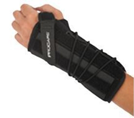 Picture of ProCare® Quick-Fit® Wrist II Brace, Black, Universal, Right