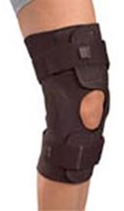 Picture of ProCare® Reddie® Knee Brace, Open Popliteal, Black, Medium