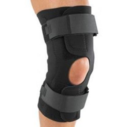 Picture of ProCare® Reddie® Knee Brace, Open Popliteal, Black, XX-Large