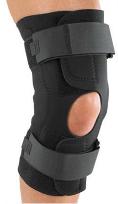 Picture of ProCare® Reddie® Knee Brace, Open Popliteal, Black, XXX-Large
