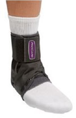 Picture of ProCare® Stabilized Ankle Support, Black, Medium
