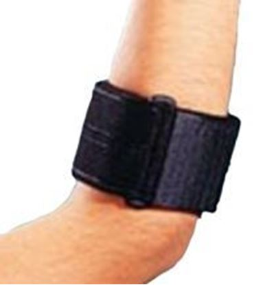 Picture of ProCare® Tennis Elbow Support, Black, Small