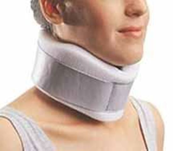 """Picture of ProCare® UNIV Cervical Collar, 3.0"""" Height, Beige"""