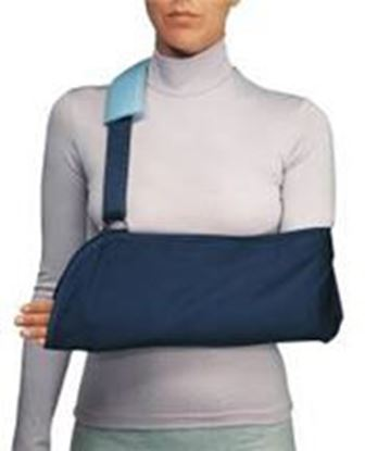 Picture of ProCare® Universal Arm Sling, Black, Medium