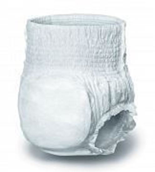 """Picture of Protection Plus Classic Moderate Absorbency Protective Underwear, 2XL (68-80""""), 48 count"""