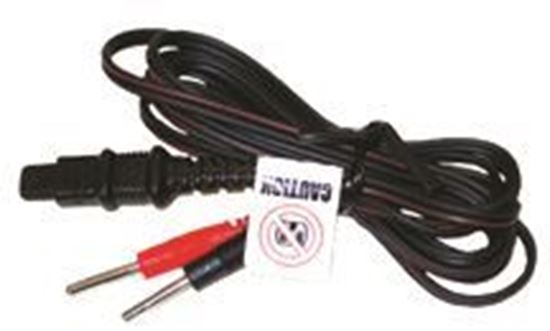 Picture of Replacement Lead Wires for Roscoe TENS Units, Pair of 2