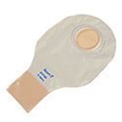 "Picture of Securi-T ® USA, 10"" Drainable Pouch, 1½"", Comfort Film Opaque"