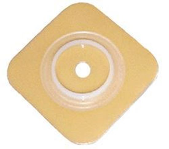 """Picture of Securi-T ® USA, Solid Hydrocolloid Wafer, Cut-to-Fit, 1½"""" (38 mm) 4"""" x 4"""", 10/bx"""