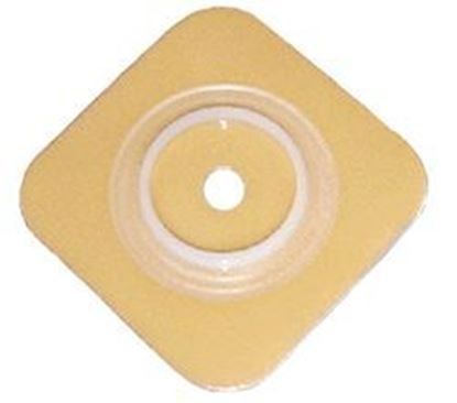 "Picture of Securi-T ® USA, Solid Hydrocolloid Wafer, Cut-to-Fit, 1¾"" (45 mm) 4"" x 4"", 10/bx"