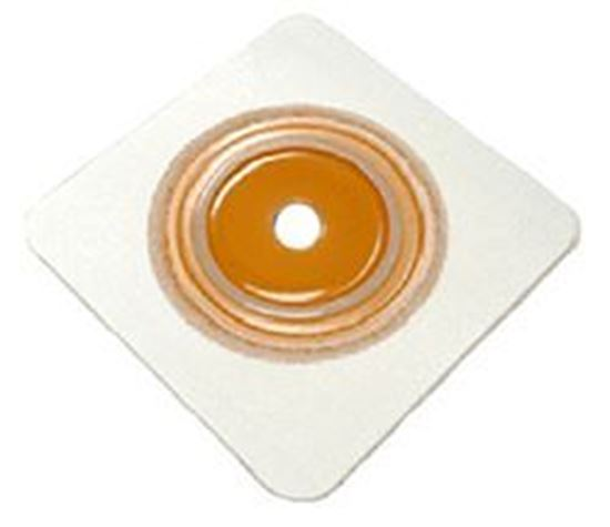 "Picture of Securi-T ® USA,Flat Wafer, Cut-to-Fit/Flexible Collar,Flange 1¾"", 4¼"" x 4¼"""