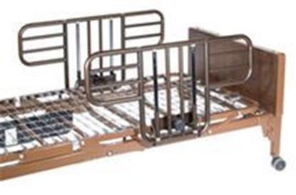 Picture of Semi Electric Bed, Lightweight, Single Motor NO SETUP
