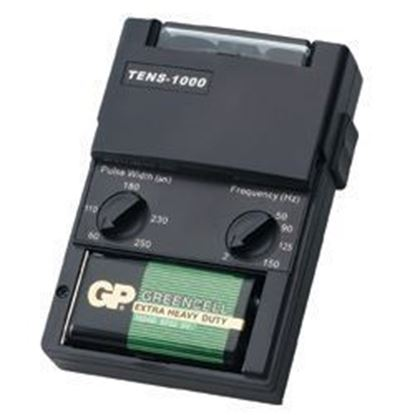 Picture of Standard TENS unit w/electrodes
