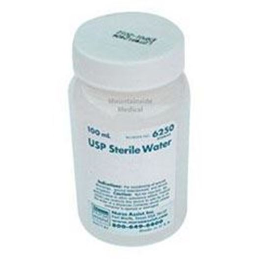 Picture of Sterile Water, Screw Top, 100 ML, 48/CS