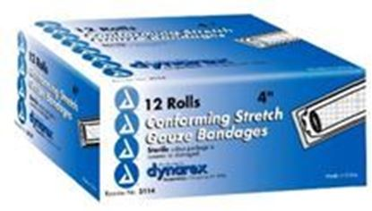 """Picture of Stretch Gauze Bandage Roll 4"""", Sterile"""