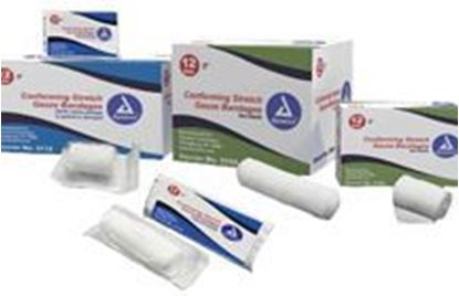 """Picture of Stretch Gauze Bandage Roll 6"""", Sterile"""