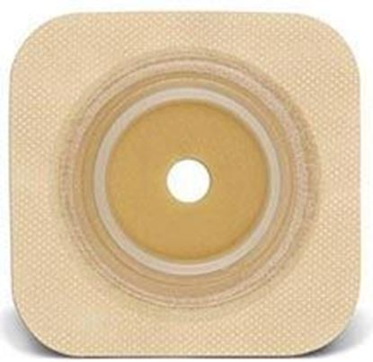 "Picture of Durahesive® Skin Barrier, upto 1¼"" Cut-to-Fit, 1¾"" Flange, Tape, Box/10, Tan"