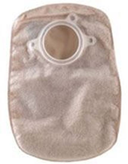 """Picture of Two Piece System Closed 8"""" Pouch, 1¾"""" Flange, Box/60, Opaque"""