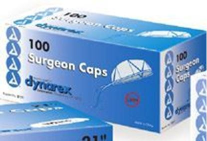 Picture of Surgeon Caps O.R., Blue