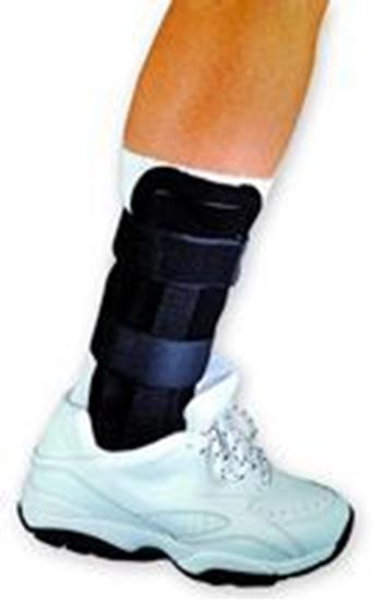 Picture of Surround™ FOAM™ Ankle Support, Black, Large, Universal