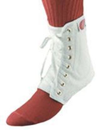 Picture of Swede-O® Trim Lok®  Economy Lace-up Ankle Brace, White, L