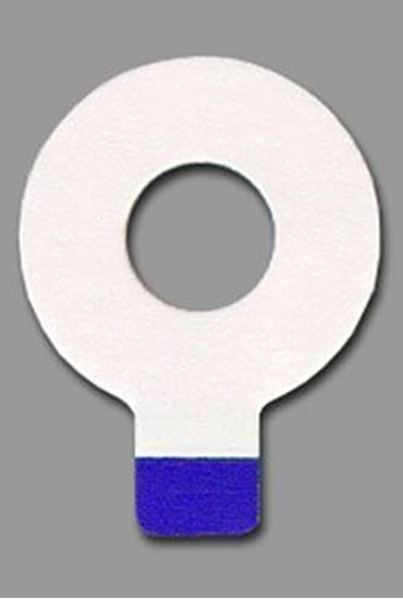 Picture of TD-22 Electrode Collar, 8 MM, Double Sided Adhesive Disk, 99/PK