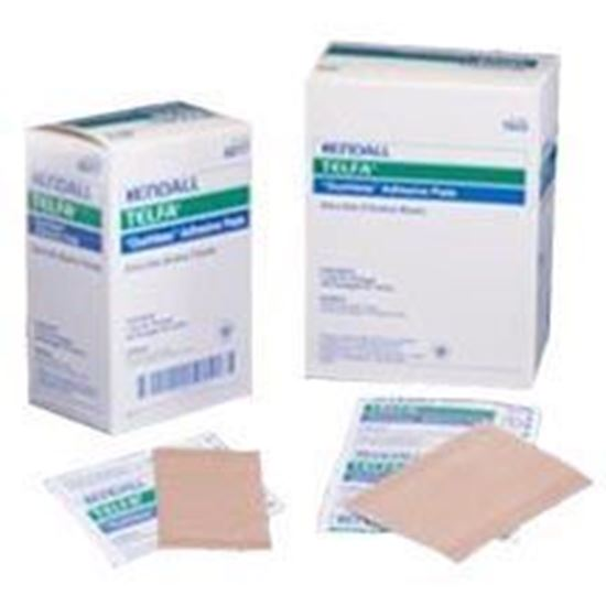 """Picture of Telfa™ Ouchless Adhesive Dressing, 3"""" x 4"""", Sterile 1's"""