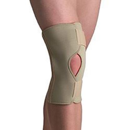 Picture of Thermoskin Open Knee Wrap Stabilizer, Beige, 4XL