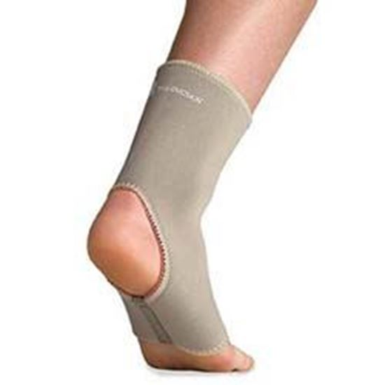 Picture of Thermoskin® Ankle Sleeve, Beige, L