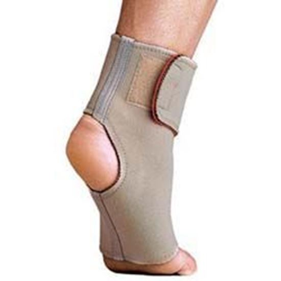 Picture of Thermoskin® Ankle Wrap, Beige, S