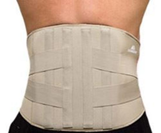 Picture of Thermoskin® APD Rigid Lumbar Support, Beige, 3XL