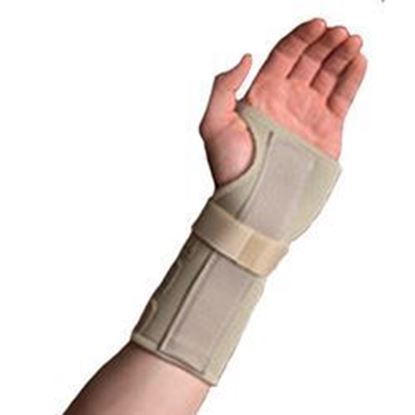 Picture of Thermoskin® Carpal Tunnal Brace, Beige, L, Left