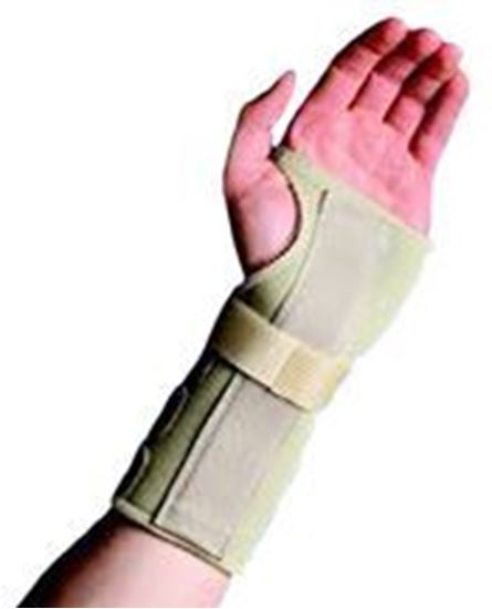Picture of Thermoskin® Carpal Tunnal Brace, Beige, S, Right