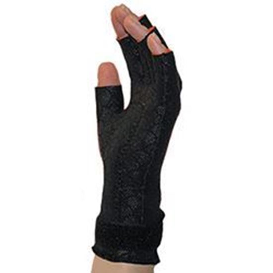 Picture of Thermoskin® Carpal Tunnel Glove, Black, XS, Left