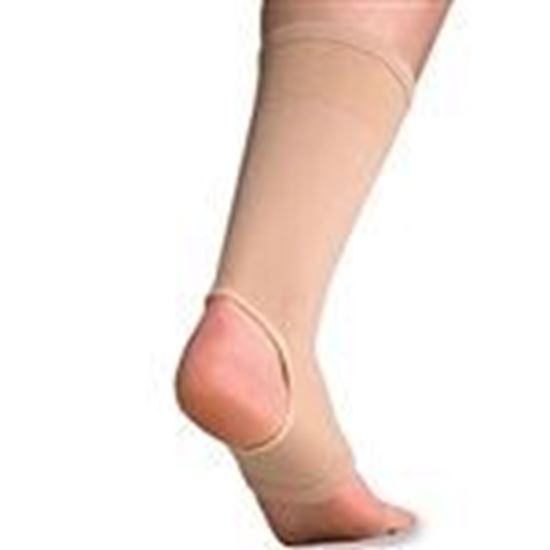 Picture of Thermoskin® Elastic Ankle Support, Beige, L