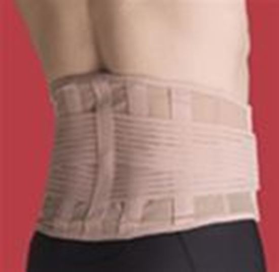 Picture of Thermoskin® Elastic Back Stabilizer, Beige, L