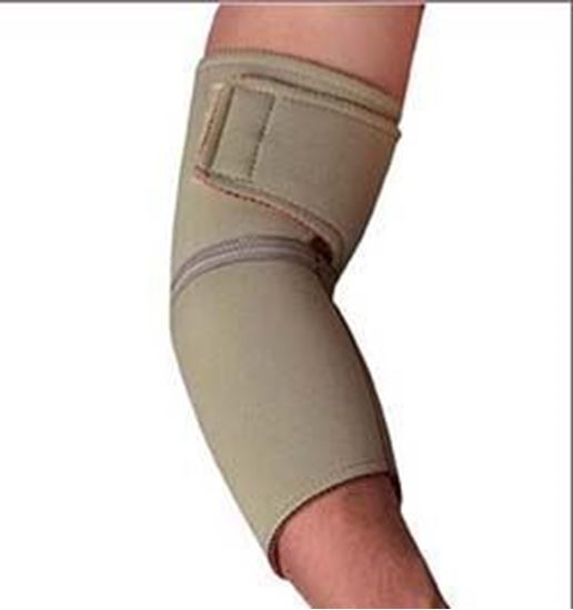 Picture of Thermoskin® Elbow Wrap, Beige, S