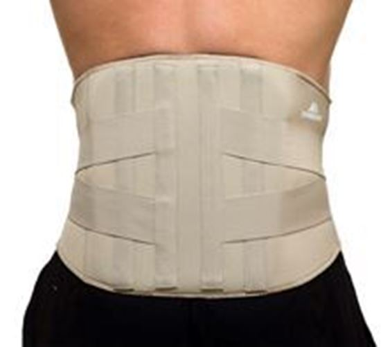 Picture of Thermoskin® APD Rigid Lumbar Support, Beige, XS