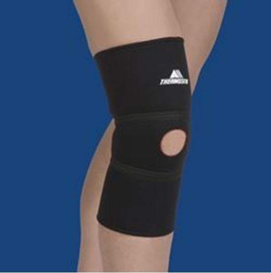 Picture of Thermoskin® Knee Patella, Black, Small