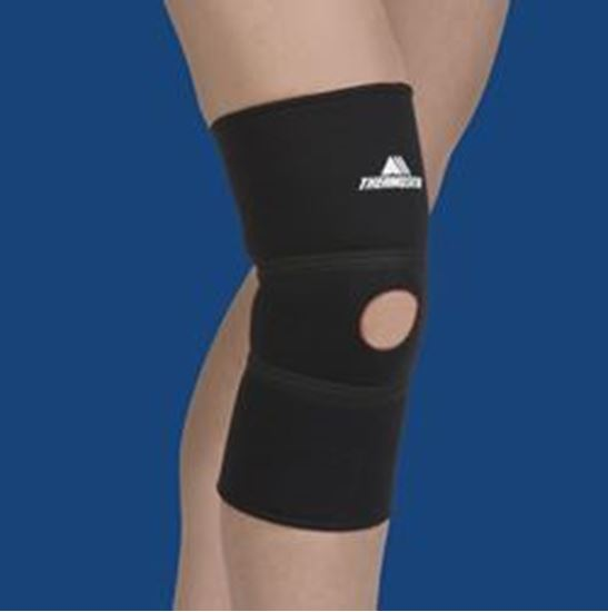 Picture of Thermoskin® Knee Patella, Black, XL