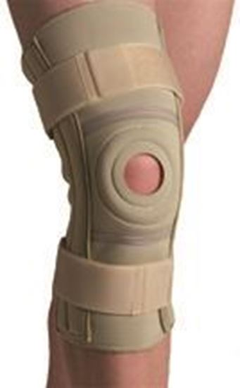 Picture of Thermoskin® Knee Stabilizer, Beige, L