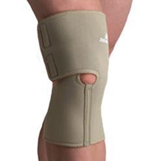 Picture of Thermoskin® Knee Wrap, Beige, L